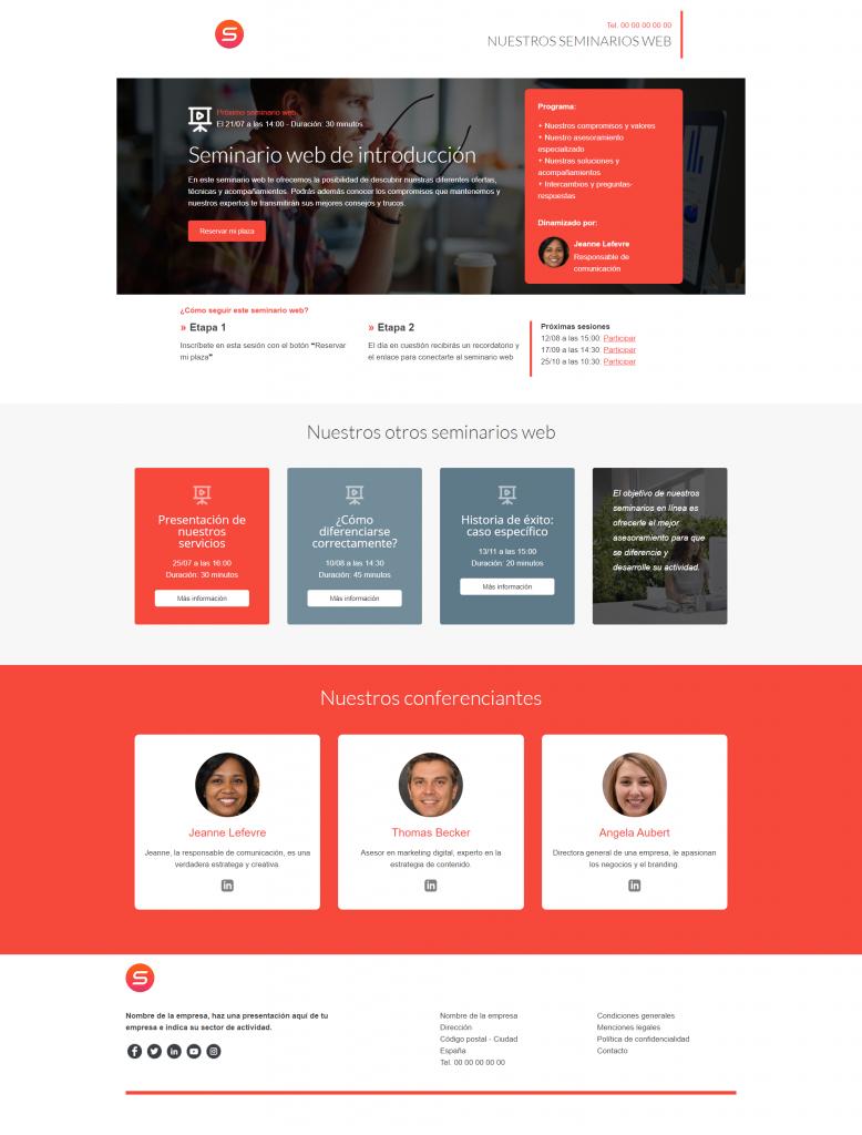 smart templates webinar