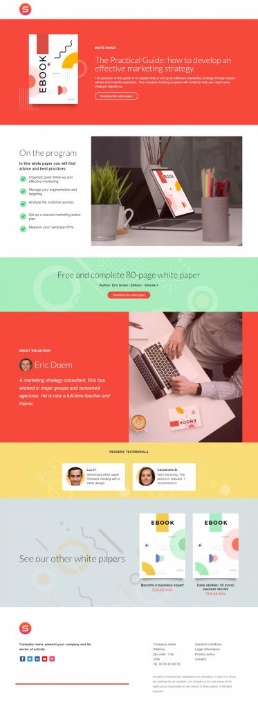 smart templaces white paper